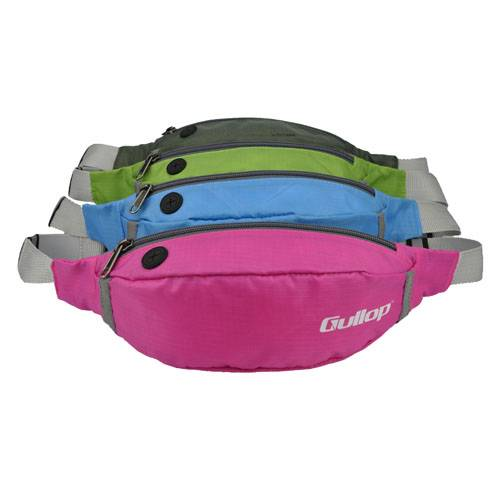 High elastic waist bag