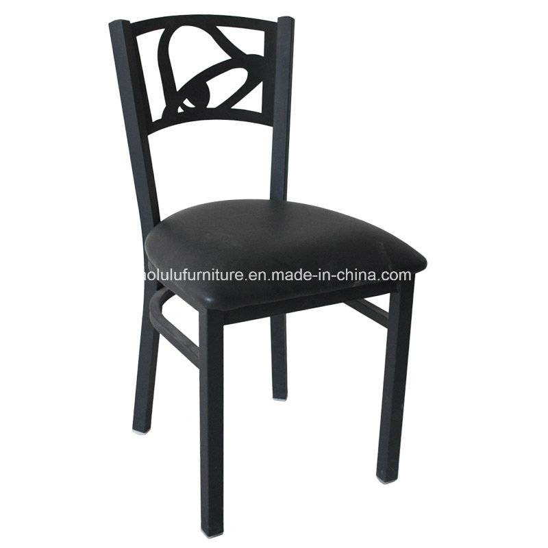 Bell Back Metal Chair for Restaurant (ALL-208)