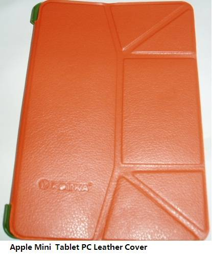 Tablet PC Leather Cover