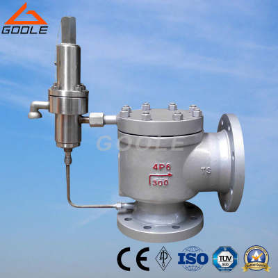 A46F/H/Y Pilot-operated Pressure Relief valve