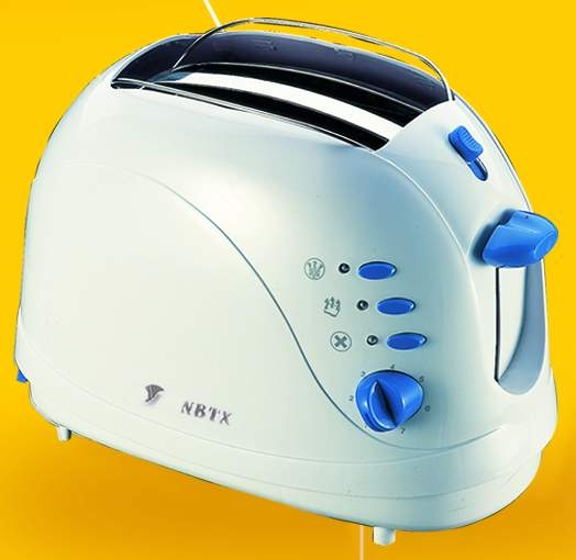 China origin appliances in Toaster and Kettle.