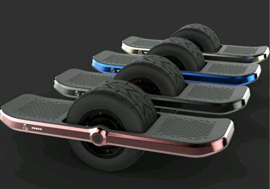 Onewheel off road balancing electric skateboard electric scooter