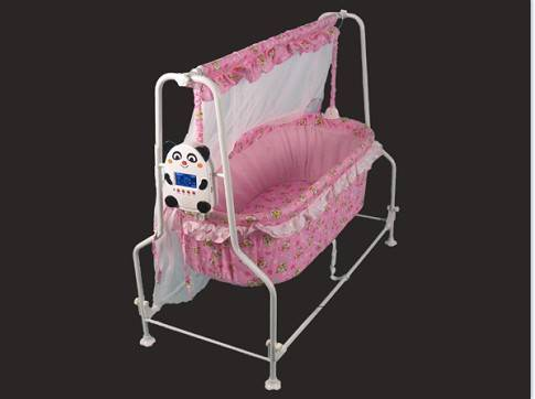 Electric Baby Cradle Automatic Swing Baby Cradle Baby