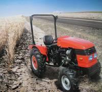 4WD mini garden tractor