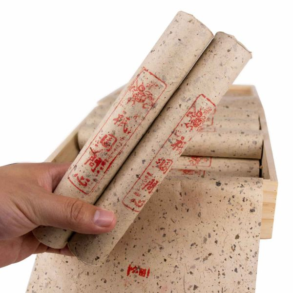 Chinese Herbal Medicine for Preventing COVID-19 Moxa Roll