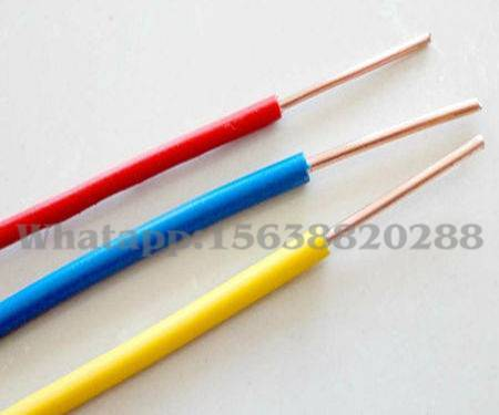 BV Plastic Copper Wire