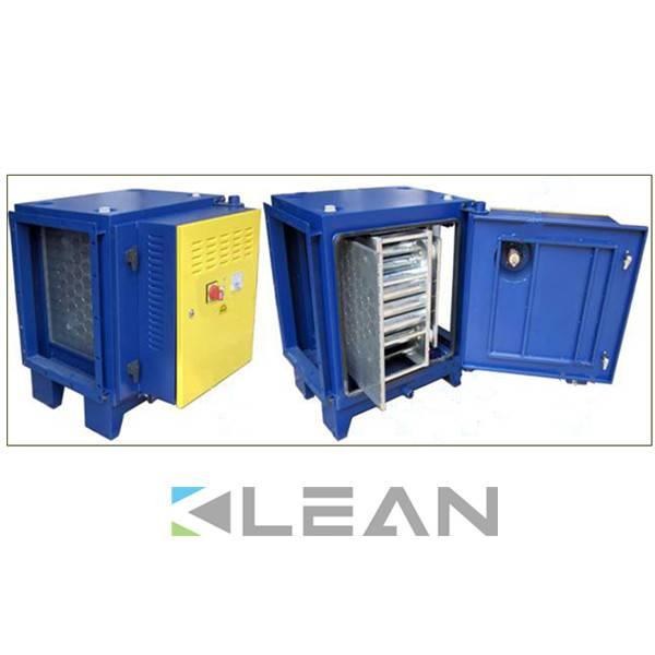 kitchen ventilation system for hotels or restaurants