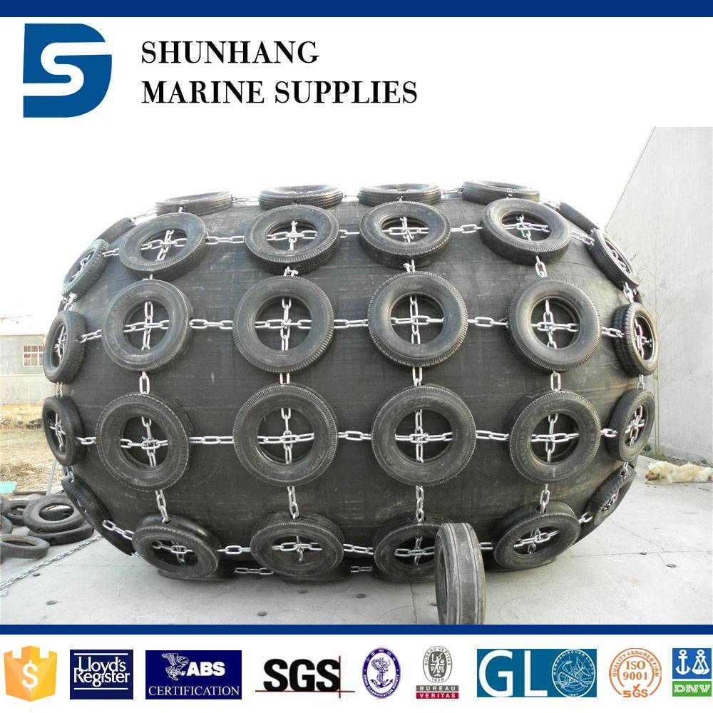 Hot Sell Pneumatic Rubber Fender for Tugboat with CCS