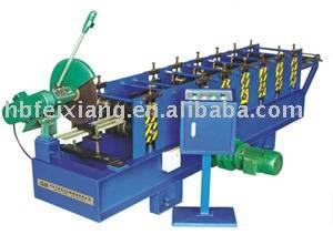 Roller-Shutter Door Slate Forming Machine
