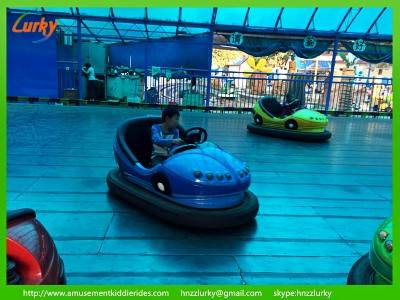 thrilling rides ground net bumper car