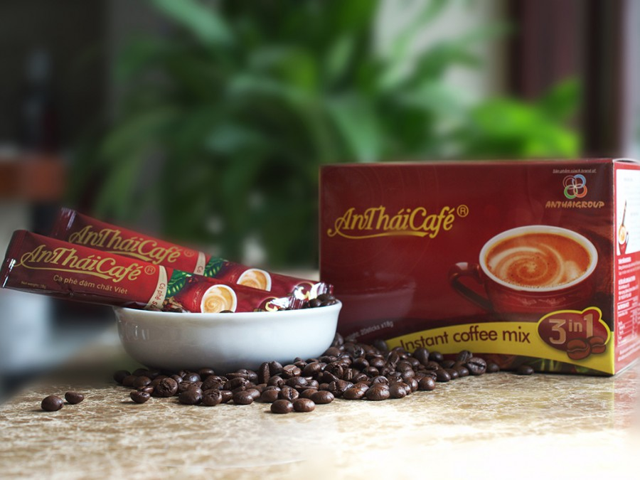 High Quality 3 in 1 Coffee Mix From VIETNAM