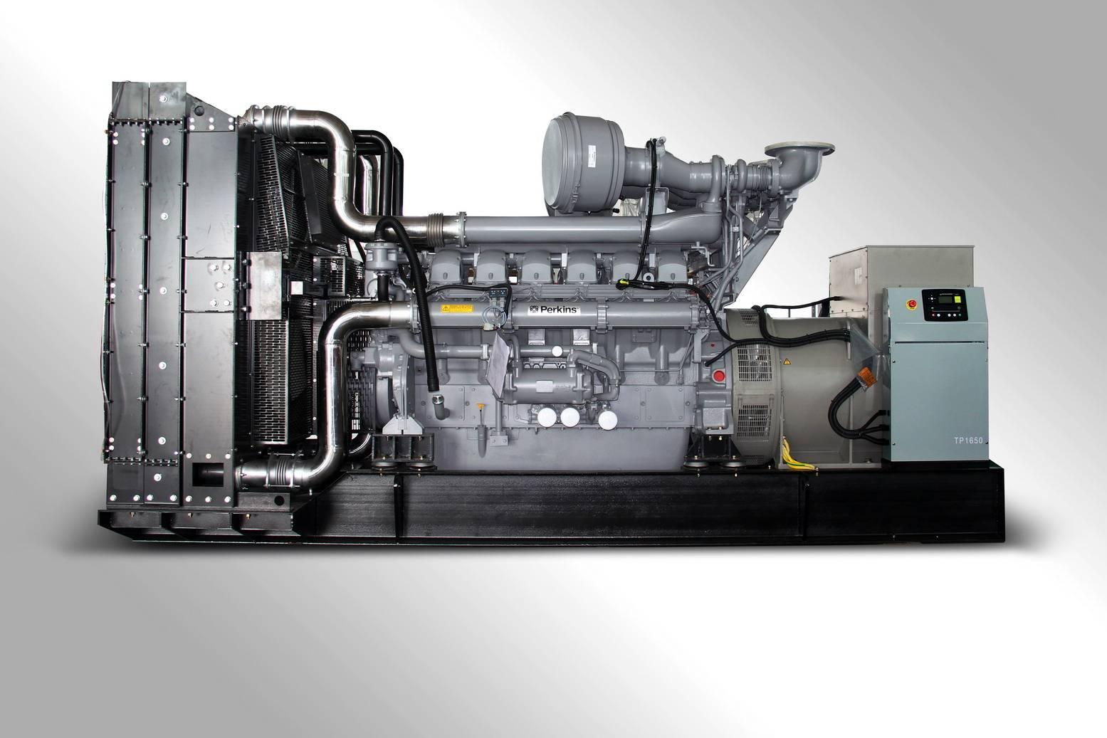 Diesel generator set(1650)