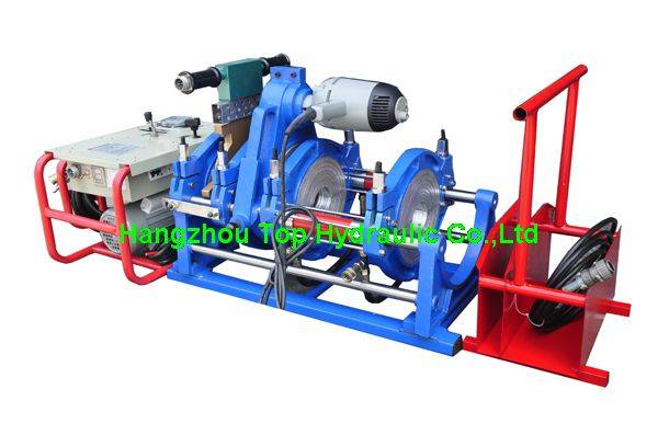 butt welding machine pe pp hdpe pipe welding