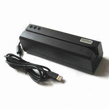 Hi-co magentic card reader (MSR605)
