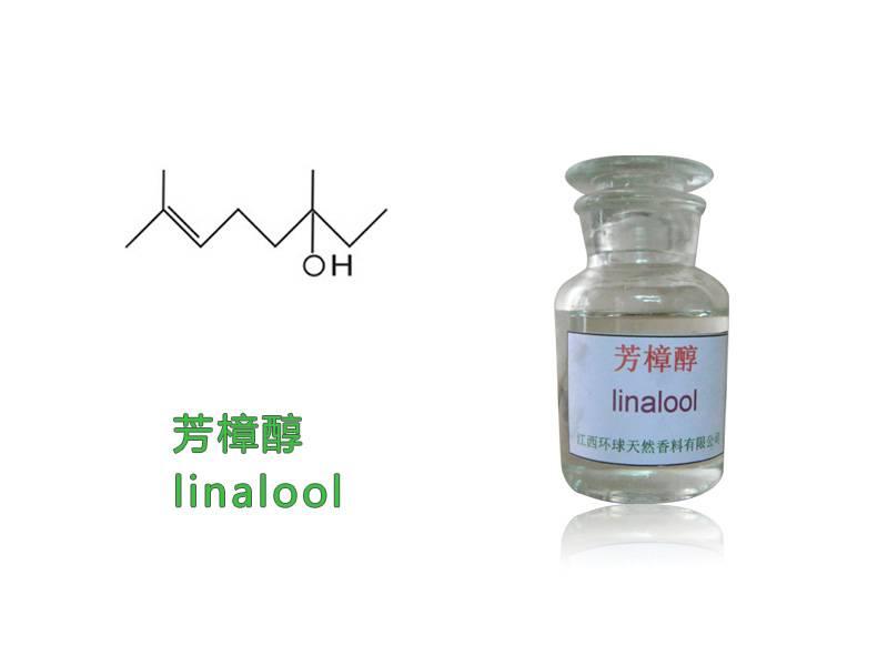Monomer essential oil of Linalool,Linalyl Acetate,acetic acid linalool,a fragrant liquid