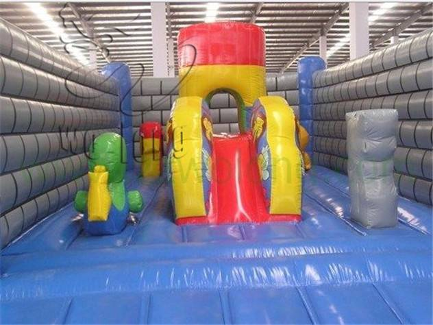 Large-scale newly designed inflatable bouncer for sale