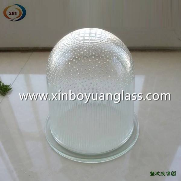 Explosion-proof Tempered Glass Light Cover