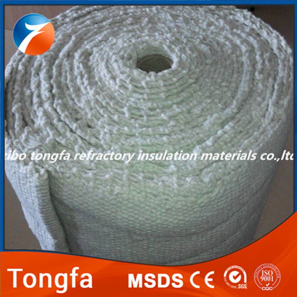 fire resistant heat insulation cloth