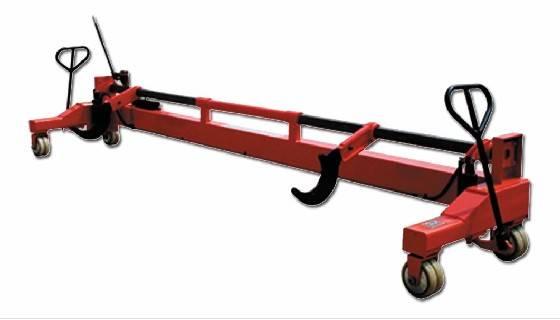 Heavy Beam Trolley-Hydraulic (ST-HBT-02)