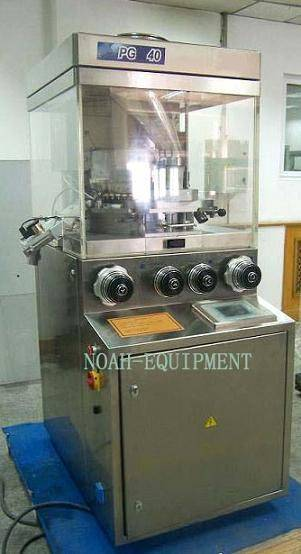 PG Type High Speed Tablet Press