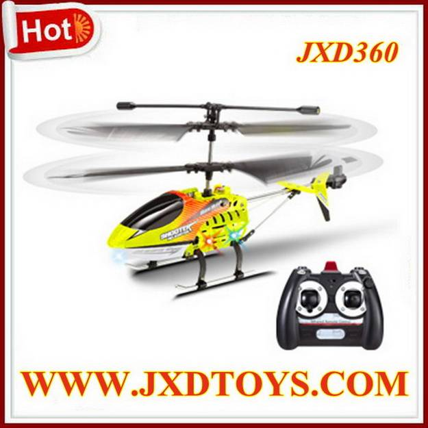 FUNNY TOYS JXD360 3.5CH Infrared RC Battle Helicopter RC Airplane RC Plane