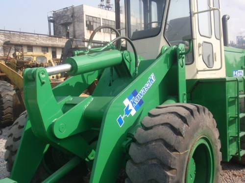 used wheel loader kawasaki 70Z