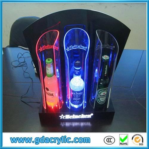 Sale Guangzhou Wholesale Acrylic Display LED Wine Cabinet