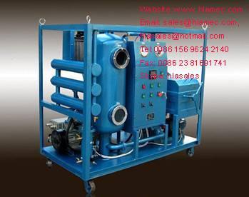 Vacuum Transformer Oil Filtration Systems