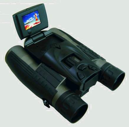Binoculars with Video & 3MP Digital Camera