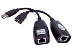 USB Extender 45m Over Single Cat5e