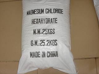 Magnesium Chloride (MgCl2)