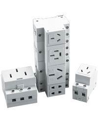 AC30 series modular sockets