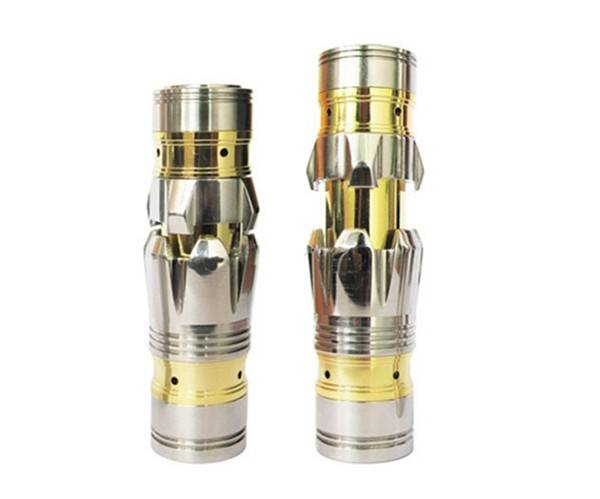 IREG 2014 best stainless steel telescopic mod maraxus mechanical mod