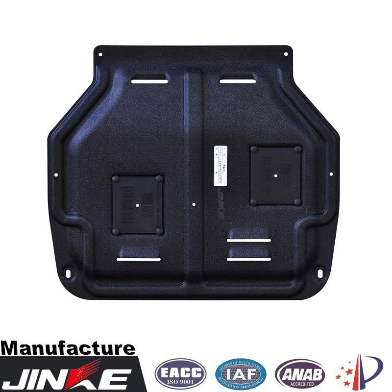 JINKE tough covered plates for Armoured Cars