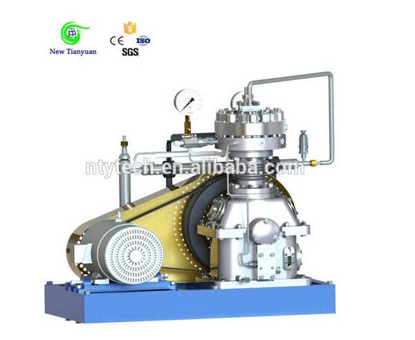 40Nm3/h Flow Rate 3MPa Working Pressure Oxygen Compressor
