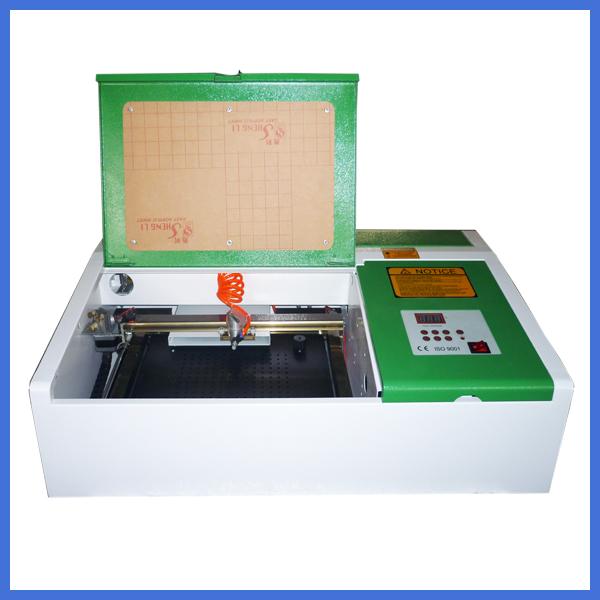 K40 mini 40W co2 desktop laser engraver/cutter