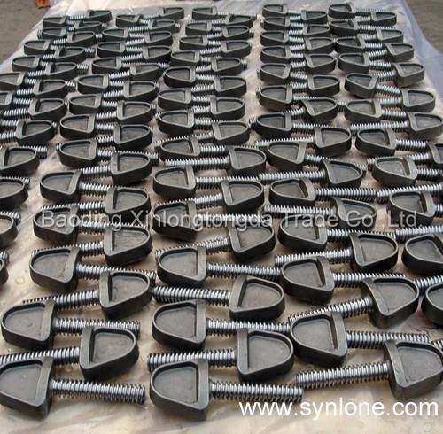 Non-Standard Special Precision Casting Machined Parts