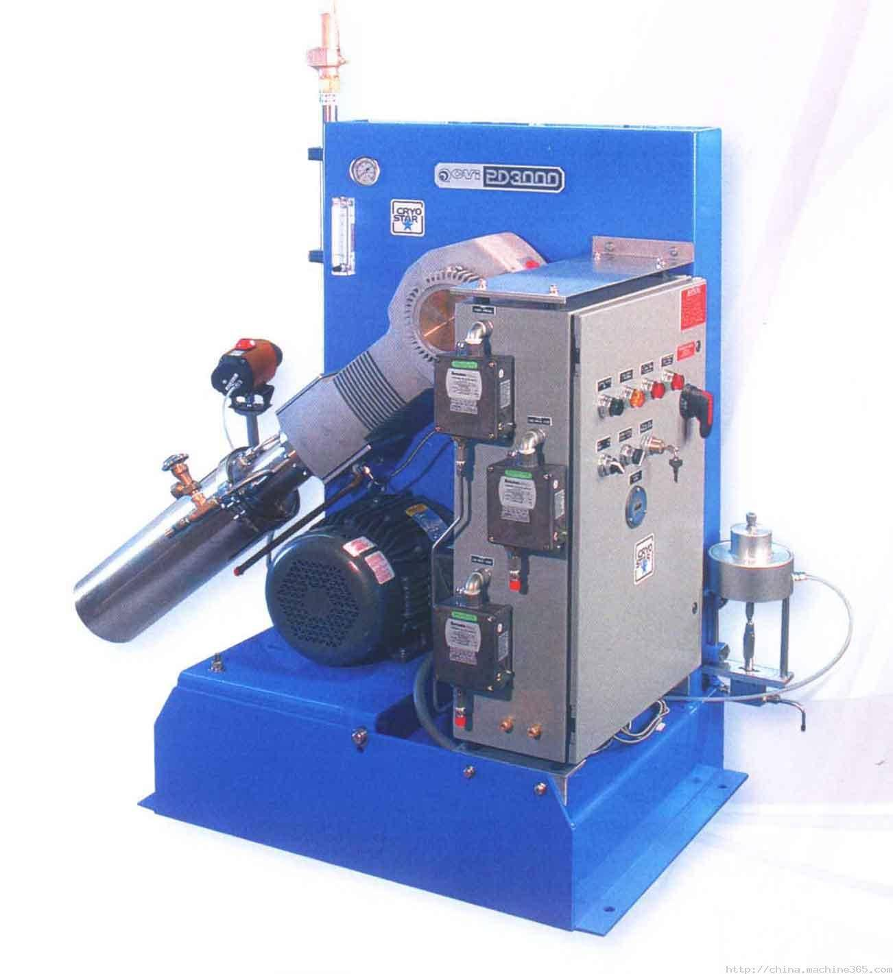 The French PD3000 cryogenic pump - Yahweh pays attention to service and quality