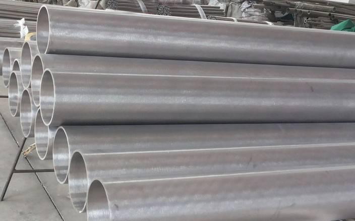 ASTM B338 standard GR5 GR7 GR9 titanium tube/pipe