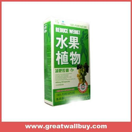 Factory price fruta planta weight loss diet pills,reduce weight capsules