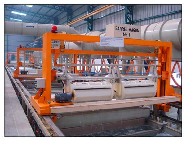 electroplating machine,electroplating barrel/tank