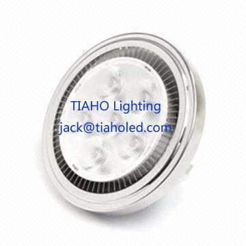 led ar111 led qr111 led spotlight 12W G53 E27 new GU10
