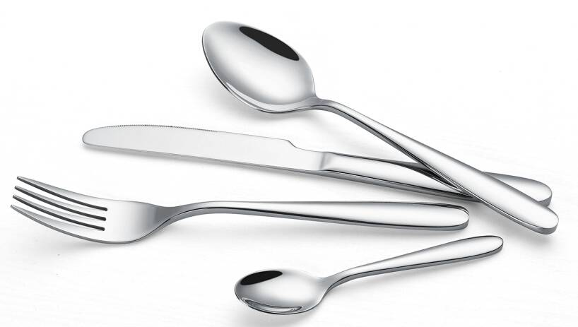 formal stainless flatware set