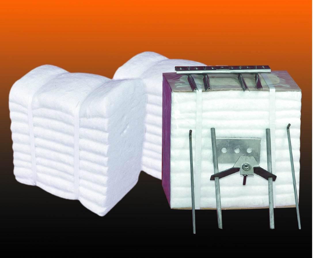supply ceramic fiber module
