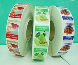 Adhesive Sticker, Packaging Label, Barcode Sticker