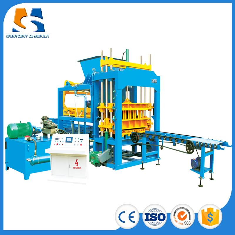 QT5-15 hot sale blocks making mchine production line
