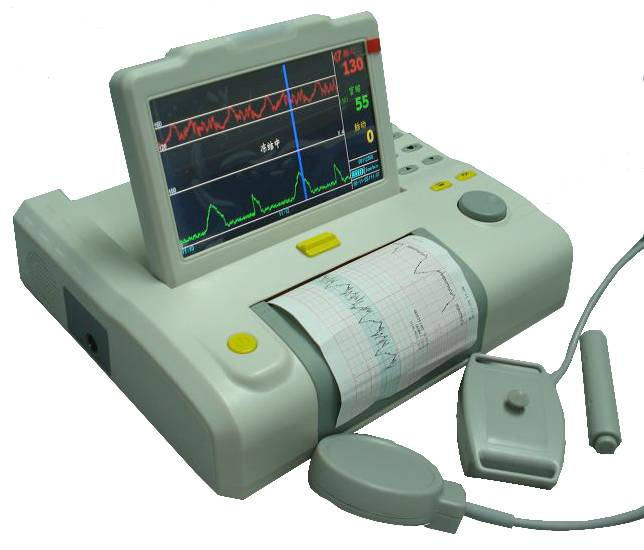 K-9000A Three-Parameter maternal/ fetal monitor