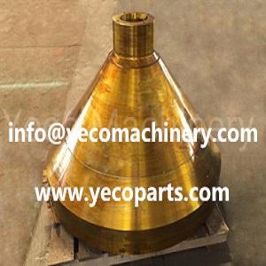 Terex Pegson 1000/1300/1500 Maxtrak Cone Crusher Cone Head