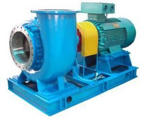 MECP series mixed flow pump
