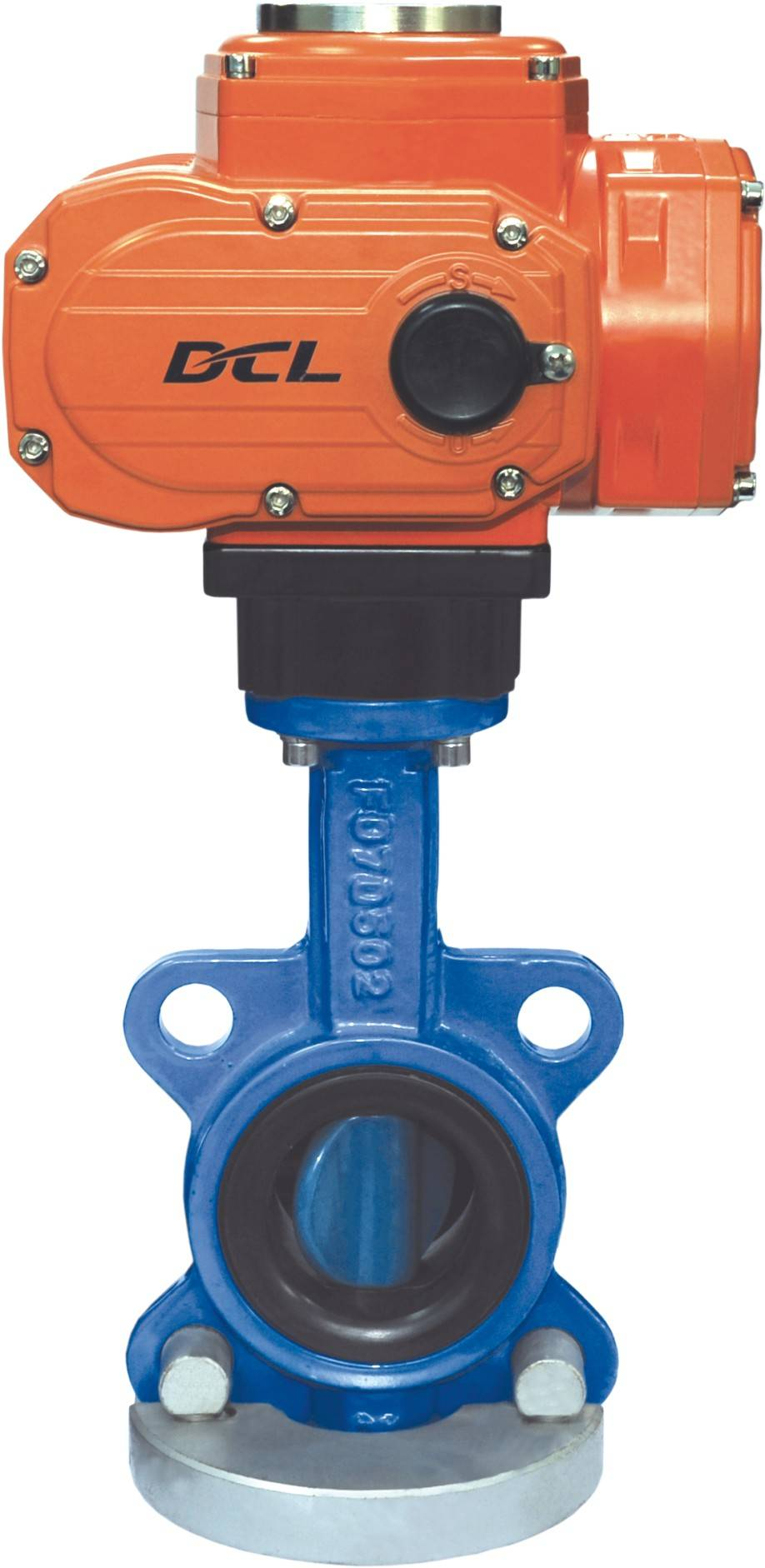 Ex-proof Electric actuator from DCL